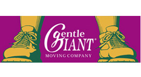 Gentle Giant Logo Scroll